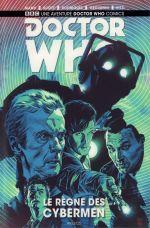 Doctor Who T2 : Le Règne des Cybermen (0), comics chez Akileos de Scott, Mann, Geovanni, Rodriguez, Righi
