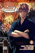 Food wars  T25, manga chez Delcourt Tonkam de Tsukuda, Saeki