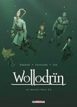Wollodrïn – cycle 5 : Les derniers héros, T10 : Les derniers héros 2/2 (0), bd chez Delcourt de Chauvel, Lereculey, Lou