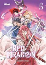 Red dragon T5, manga chez Glénat de Ikeno