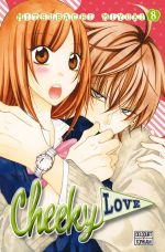 Cheeky love T8, manga chez Delcourt Tonkam de Mitsubachi