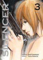 Silencer T3, manga chez Komikku éditions de Buronson, Nagate