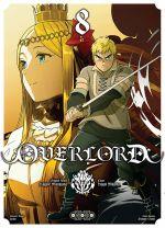 Overlord T8, manga chez Ototo de Maruyama, Miyama
