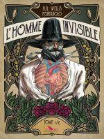 L'Homme invisible T1, bd chez Les éditions du Long Bec de Pontarolo