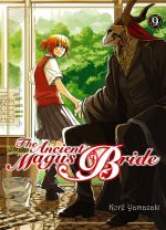 The ancient magus bride  T9, manga chez Komikku éditions de Yamazaki