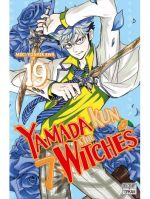 Yamada kun & the 7 witches T19, manga chez Delcourt Tonkam de Yoshikawa
