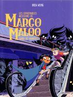 Les effroyables missions de Margo Maloo T2 : Gang de vampires (0), bd chez Gallimard de Weing