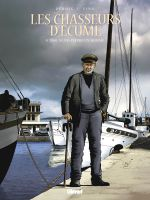 Les Chasseurs d'écume – cycle 2 : Fanch Gloaguen, T8 : 1960 - Ne pas perdre un homme (0), bd chez Glénat de Debois, Fino, Pradelle