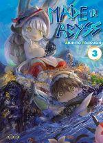 Made in abyss T3, manga chez Ototo de Tsukushi