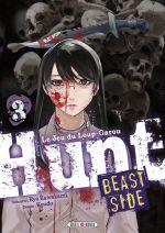 Hunt Le Jeu du Loup-Garou Beast side T3, manga chez Soleil de Kawakami, Koudo