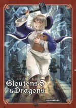 Gloutons & dragons T5, manga chez Casterman de Kui