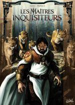 Les Maîtres inquisiteurs – Saison 2, T11 : Zakariel (0), bd chez Soleil de Jarry, Popescu, Digikore studio