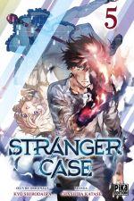 Stranger case T5, manga chez Pika de Katase, Shirodaira