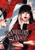 Gambling school T7, manga chez Soleil de Kawamoto, Naomura