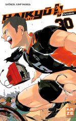 Haikyû, les as du volley T30, manga chez Kazé manga de Furudate