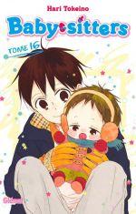 Baby sitters T16, manga chez Glénat de Tokeino