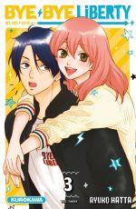 Bye bye liberty T3, manga chez Kurokawa de Ayuko