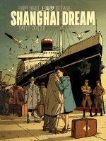 Shanghai Dream T1 : Exode 1938 (0), bd chez Les Humanoïdes Associés de Thirault, Miguel, Delf
