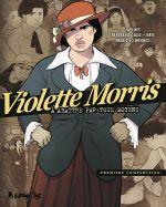 Violette Morris T1 : Première comparution (0), bd chez Futuropolis de Kris, Galic, Rey