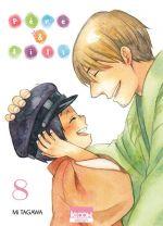 Père & fils T8, manga chez Ki-oon de Tagawa