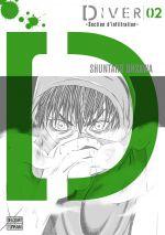 Diver - Section d'infiltration T2, manga chez Delcourt Tonkam de Ohsawa