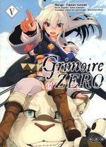 Grimoire of Zero T5, manga chez Ototo de Kobashiri, Iwasaki