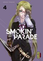 Smokin'parade T4, manga chez Kana de Kataoka, Kondou