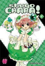 Shugo chara – Edition double, T4, manga chez Nobi Nobi! de Peach-Pit