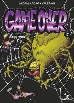 Game Over T17 : Dark Web (0), bd chez Glénat de Valérian, Midam, Adam, Angèle