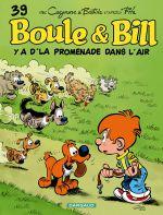 Boule et Bill T39 : Y a d'la promenade dans l'air (0), bd chez Dargaud de Cazenove, Bastide, Perdriset