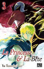 La princesse et la bête T3, manga chez Pika de Tomofuji