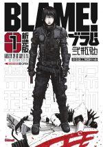 Blame ! – Edition deluxe, T1, manga chez Glénat de Nihei