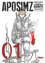 Aposimz T1, manga chez Glénat de Nihei