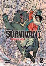 Survivant - l'histoire du jeune S T2, manga chez Vega de Saïto, Miyagawa