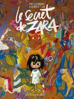 Le Secret de Zara, bd chez Delcourt de Bernard, Flao