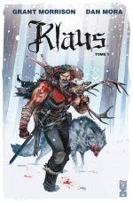 Klaus, comics chez Glénat de Morrison, Mora