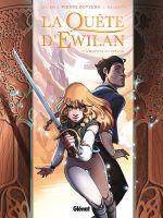 La Quête d'Ewilan T6 : Merwyn Ril'Avalon (0), bd chez Glénat de Lylian, Baldetti, Vial