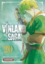 Vinland Saga T20, manga chez Kurokawa de Yukimura
