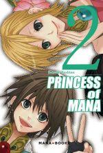 Princess of Mana T2, manga chez Mana Books de Yoshino