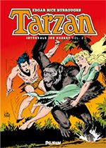 Tarzan - intégrale Joe Kubert T2, comics chez Delirium de Kanigher, Kubert, Heath, Wood
