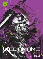 Kedamame T4, manga chez Glénat de Tamai