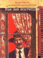 Les Enquêtes du commissaire Raffini T13 : Rue des souvenirs (0), bd chez Tartamudo de Rodolphe, Maucler