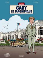Une aventure de Jacques Gipar T7 : Gaby le magnifique (0), bd chez Paquet de Dubois, Delvaux, Constant