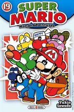 Super Mario T19, manga chez Soleil de Sawada