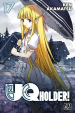 UQ Holder! T17, manga chez Pika de Akamatsu