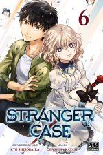 Stranger case T6, manga chez Pika de Shirodaira, Katase