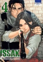 Issak T4, manga chez Ki-oon de Makari, Double-s
