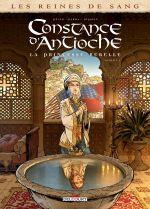 Les Reines de sang – Constance d'Antioche T1 : La princesse rebelle (0), bd chez Delcourt de Pécau, Parma, Fogolin