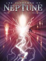 Les Fantômes de Neptune T3 : Collapsus (0), bd chez Delcourt de Valp