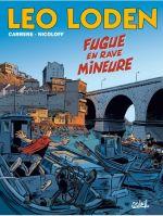 Léo Loden T26 : Fugue en rave mineur (0), bd chez Soleil de Nicoloff, Carrère, Cerise